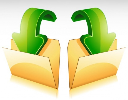 Как перенести файлы из одной папки в другую