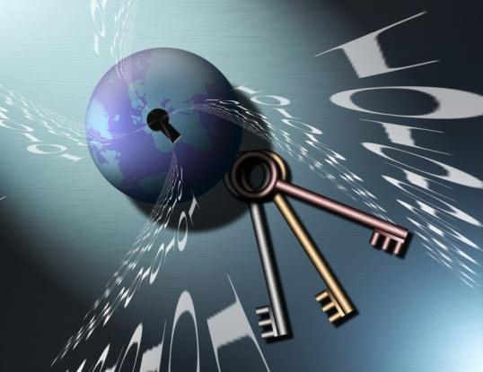 Как перекодировать ключ