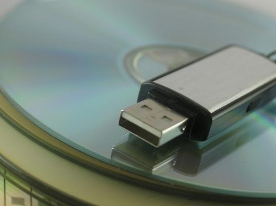 Как удалить файл с флешки