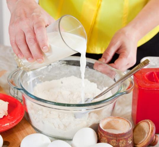 Как приготовить тесто для пирожков