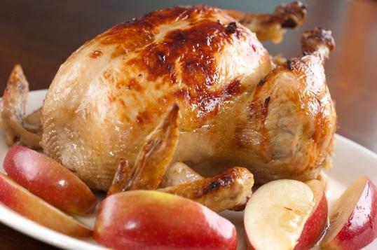 Как приготовить курицу в фольге