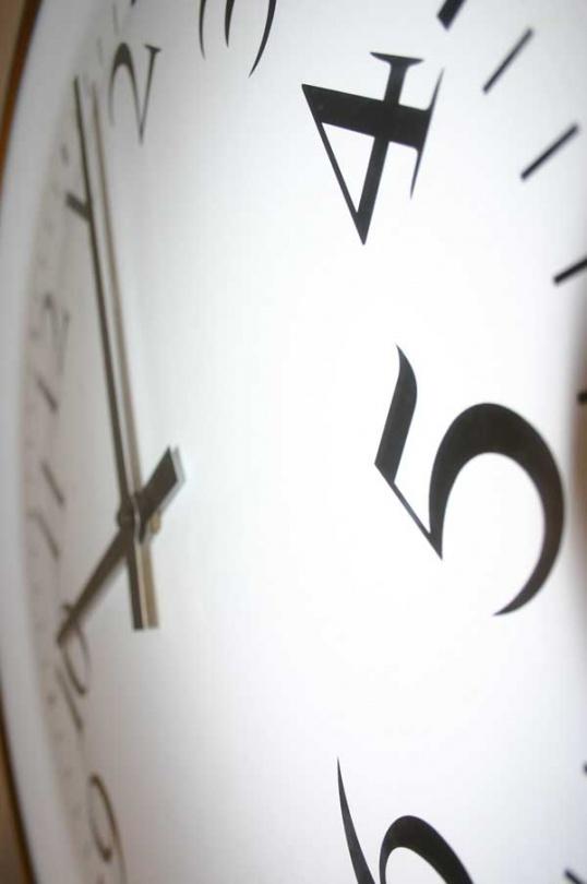 Часы, сделаные своими руками будут стильными и оригинальными