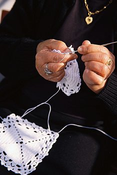 ❶ Как вязать столбик без накида Мастер-класс