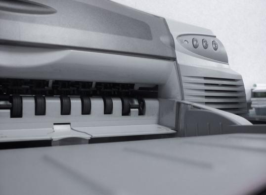 Как отменить печать