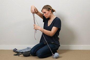 ❶ Как вязать столбик с накидом крючком Мастер-класс