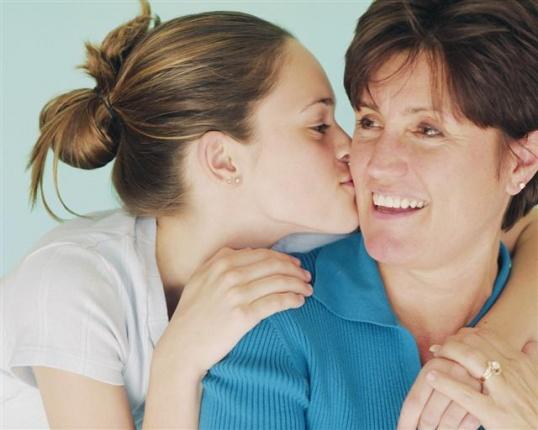 Как наладить отношения с мамой