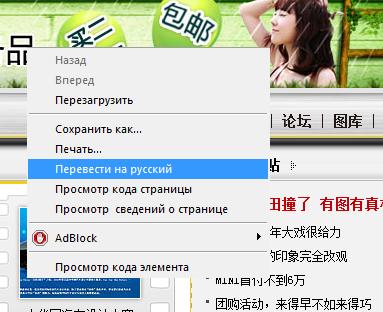 Как перевести сайт на русский язык