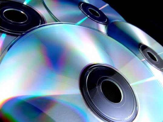 Как записать фото на диск