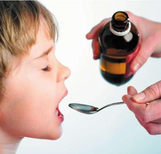 Как вывести мокроту у детей