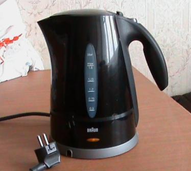 Как починить чайник