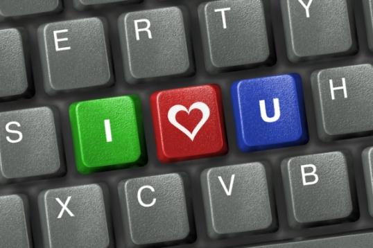 Рисование символами на клавиатуре очень популярно.