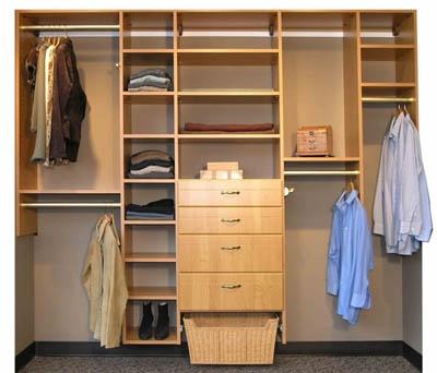 Как сделать шкаф