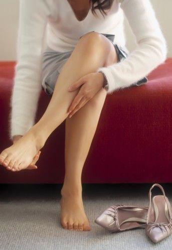Как укрепить сосуды ног