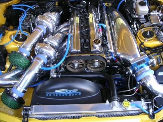 Как поставить другой двигатель