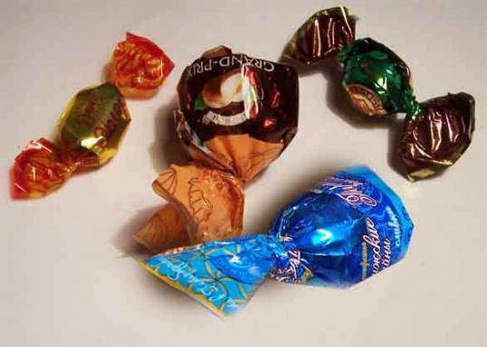 Вопрос сделать конфету из бумаги как сделать бумажную конфету Hand-made
