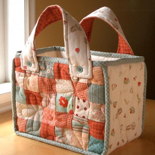 Сделать сумки своими руками