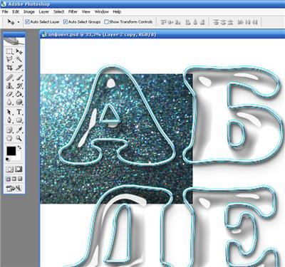 Как рисовать красивые буквы
