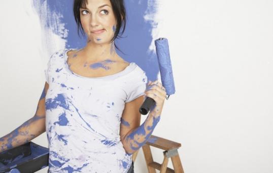 Как раскрасить детскую