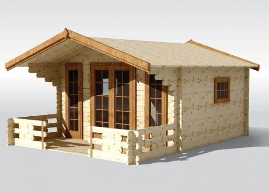 Построить садовый домик своими руками