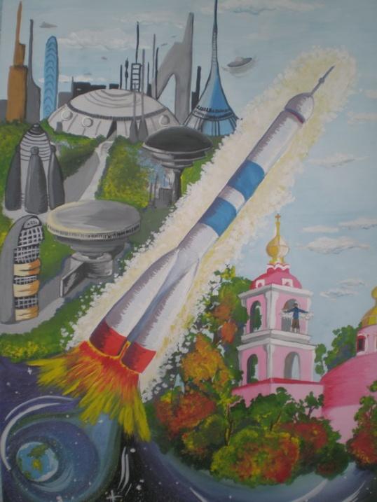Как сделать ракету из подручных средств