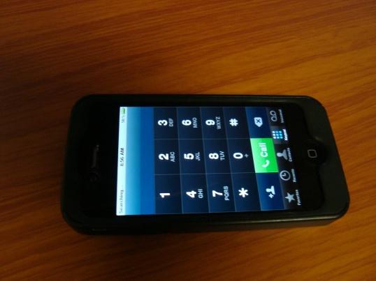 """Если вы потеряли свой айфон, вы можете воспользоваться функцией """"Найти iPhone"""""""