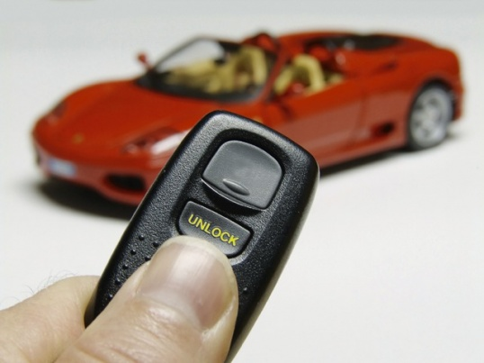 Как открыть машину, если сел аккумулятор