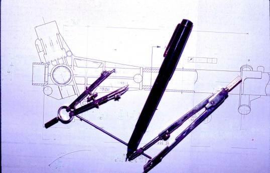 Умение находить радиус окружности требуется проектировщику