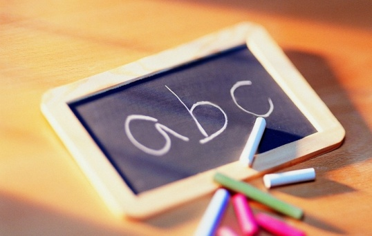 Как обучить ребенка алфавиту