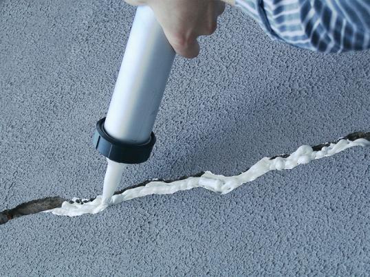 Как очистить силиконовый герметик