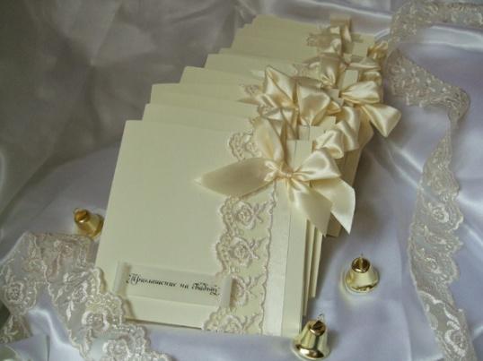 Как подписать приглашение на свадьбу
