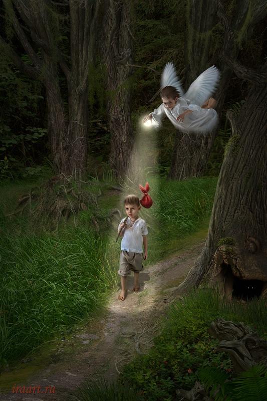 Как просить помощи у ангела-хранителя