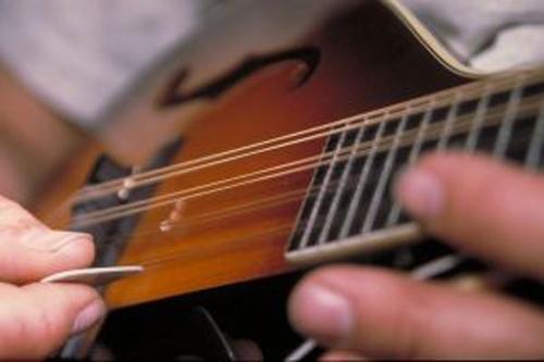 Как играть на мандолине
