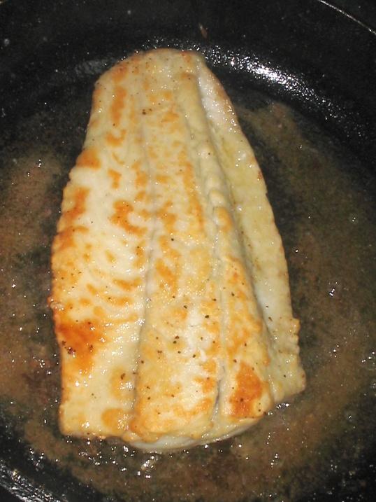 Как пожарить рыбу хек