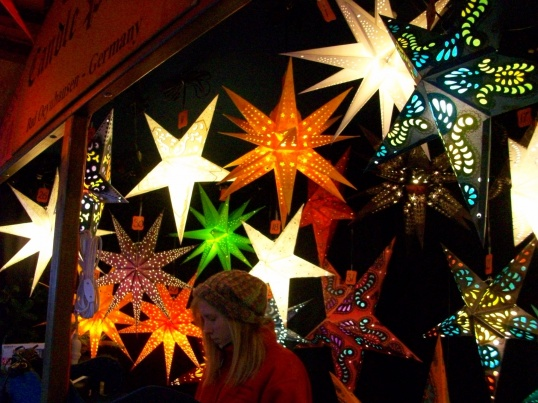 Как сделать бумажную звезду