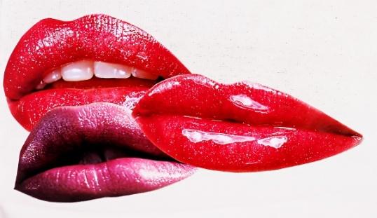 Как увеличить верхнюю губу