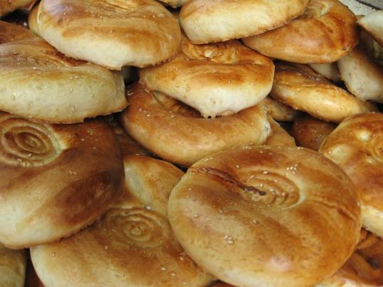 Как придать форму булочкам