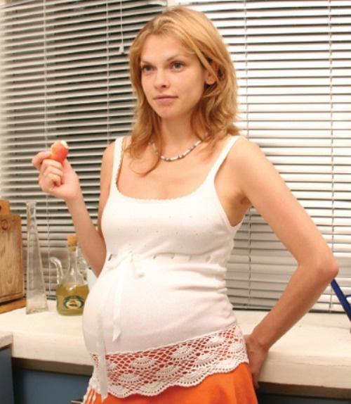 Как снять отек у беременной