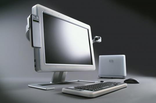 Два компьютера к одной линии