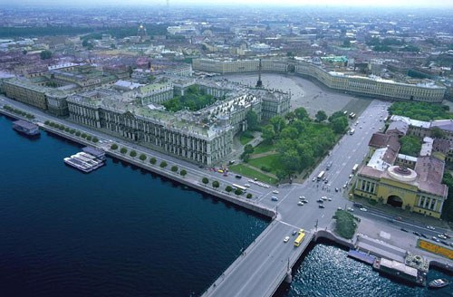 Как написать губернатору Санкт-Петербурга