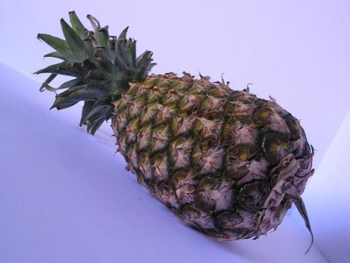 Как рисовать ананас
