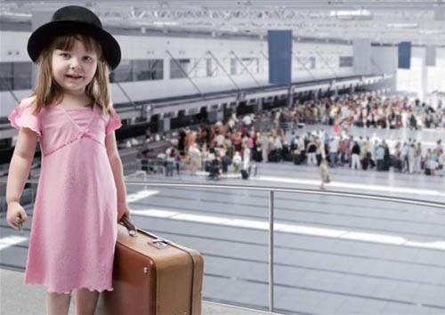Как вклеить в загранпаспорт фото ребенка