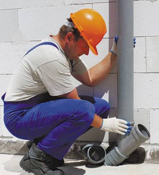 Как заменить канализационный стояк