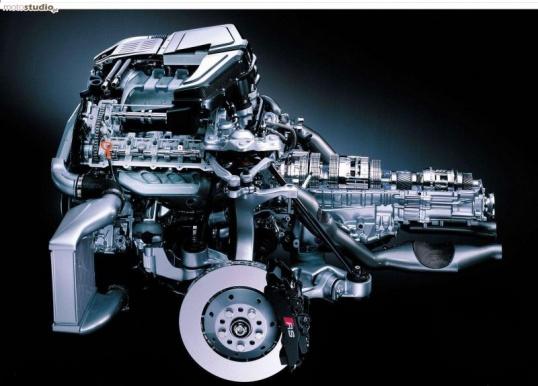 Как заменить ремень ГРМ на Audi