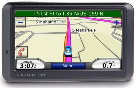 """Как загрузить карты в навигатор """"Гармин"""""""