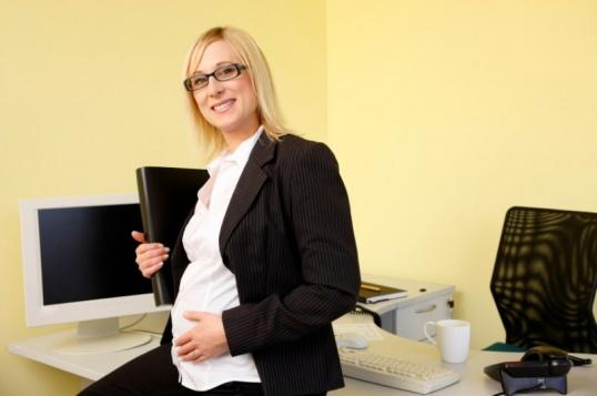 Куда устроиться на работу беременной