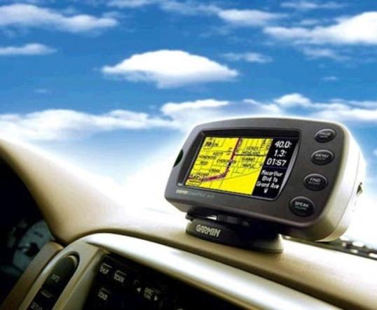 Как настроить автомобильный навигатор