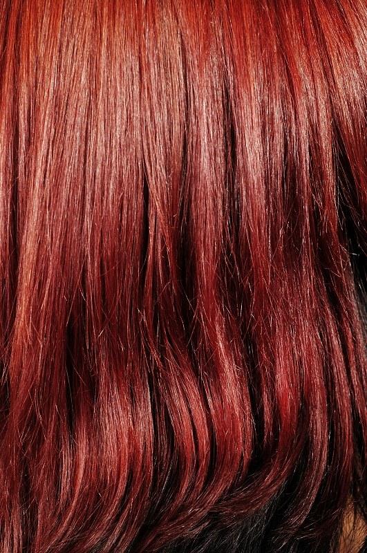 Как окрасить волосы без краски как