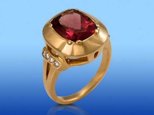 Как вставить камень в кольцо