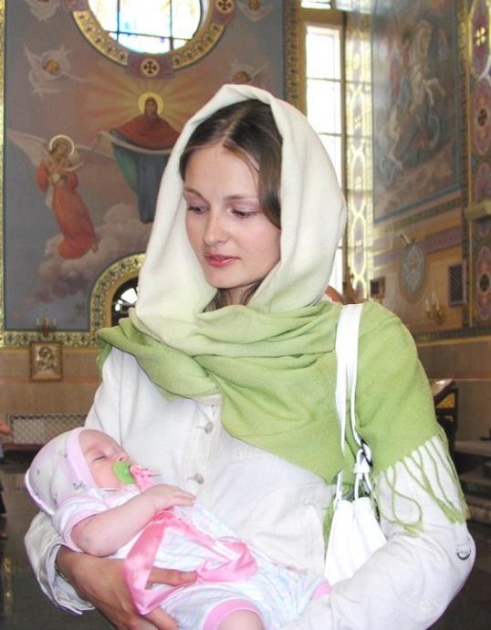 Как отметить крещение ребенка