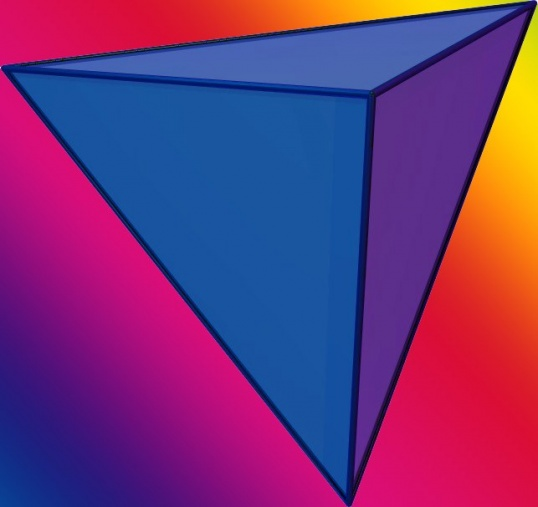 Как найти объем пирамиды, если даны координаты вершин